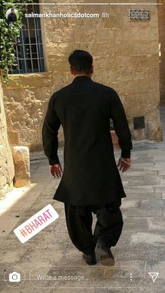 Man in Black🖤😍😍😍😍 Ek Tha Tiger, Maya Quotes, National Film Awards, King Of Hearts, Big Big, Salman Khan, Black Magic, Blessing, Black Men