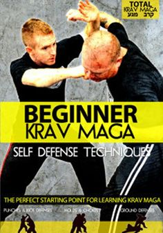 Beginner Krav Maga: Self Defense Techniques DVD