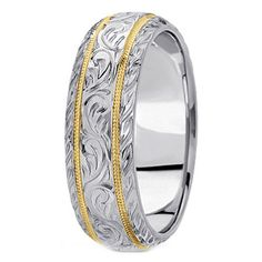 Two-Tone 14K White I think this is THE one !!! MDC Diamonds New York