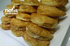 Puf Börek Tarifi nasıl yapılır? 3.063 kişinin defterindeki Puf Börek Tarifi'nin resimli anlatımı ve deneyenlerin fotoğrafları burada. Yazar: Aynur Kaya