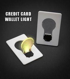 wallet light