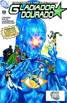 In a desperate attempt to correct time, Booster Gold and Blue Beetle are forced to rebuild the team that defined them so long ago! Blue and Gold part Blue Beetle, Dc Comic Books, Young Justice, American Comics, Comic Covers, Good Old, Dc Comics, Superhero, Gold