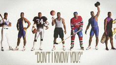 Bo Jackson Knows Sports!