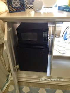 Cabinet Built To Hold Refrigerator And Microwave.  Afterfivedesigns.blogspot.com University Of Mississippi Part 41