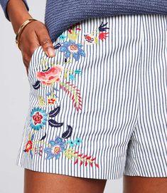 These shorts make sunny style easy