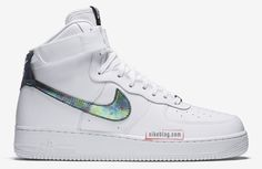 Nike Air Force 1 High Porpoise