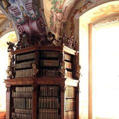 Biblioteca dell'Abbazia cistercense di Heiligenkreuz