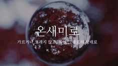 오늘의유머 - BGM)말도 예쁘고 뜻도 예쁜 우리말 단어.gif Message Quotes, Wise Quotes, South Korea Language, Learn Korean, Typography, Lettering, Korean Language, Creative Writing, Cool Words