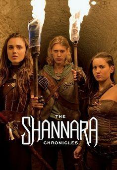 The Shannara Chronicles (2016) Tv Series 2016, New Tv Series, Series Movies, Movies And Tv Shows, The Shanara Chronicles, Shannara Chronicles, Mtv, Paranormal, Elfstones Of Shannara
