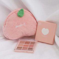 43 Ideas for korean makeup natural peach Peach Makeup, Soft Makeup, Cute Makeup, Pretty Makeup, Natural Makeup, Peach Aesthetic, Korean Makeup, Tips Belleza, Aesthetic Makeup