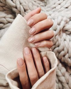 My perfect manicure from 😍❤️ for . - - # # for the perfect manicure # # # from my Neutral Nails, Nude Nails, Glitter Nails, Pink Shellac Nails, Nail Pink, Manicure Rose, Natural Manicure, Pedicure Manicure, Hair And Nails