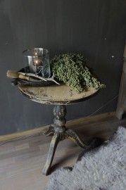 Oud Houten Wine Table