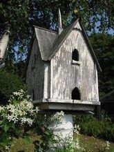 vintage birdhouses~