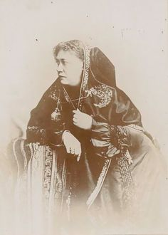 Елена Блаватская - Helena Blavatsky - Russian noblewoman, a U. citizen, a religious philosopher theosophical direction, known in the second half of the XIX century occultist and spiritualist. Wicca, Magick, Witchcraft, Helena Blavatsky, Ukraine, Theosophical Society, Supernatural Beings, Astral Projection, Macabre