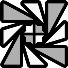 electrodynamix - Geometry Dash Icon Coloring Pages