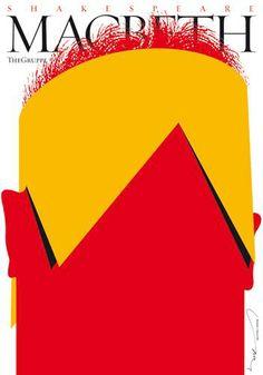 Pekka Loiri Theatre Posters, Theater, Macbeth Poster, Imaginary Boyfriend, Print Design, Graphic Design, Art Thou, Modern Art Prints, William Shakespeare