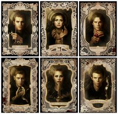 #TheVampireDiaries
