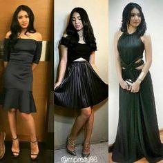 asian nightwear off shoulders Nadine Lustre Ootd, Filipina Actress, James Reid, Jadine, Filipino, Nightwear, Off The Shoulder, Cool Style, Babe