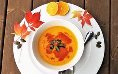 """The Best Way To Prepare Pumpkin Puree Do you want to make delicious pumpkin puree but are not sure where to start? Many people struggle to """"get it right"""" so we've put together these methods that will get you the best results making pumpkin puree every t Turkish Red Lentil Soup Recipe, Pumpkin Seed Nutrition, Making Pumpkin Puree, Metabolism Boosting Foods, Fall Soup Recipes, Valeur Nutritive, Tasty, Yummy Food, Paleo Diet"""