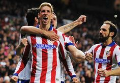 Torres: We can stand up to Barca & Real Madrid in every competition