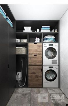 Awesome laundry room stackable small info is offered on our internet site. CheAn… Awesome laundry room stackable small info is offered on our internet site. CheAn…,Hauswirtschaftsraum Awesome laundry room stackable small info is offered. Small Laundry Rooms, Laundry Room Design, Garage Laundry, Laundry Closet, Bathroom Interior, Interior Design Living Room, Bathroom Ideas, Teak Bathroom, Bathroom Tub Shower