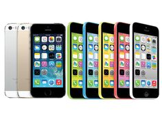 Apple: 87 percent of mobile users now on iOS 7 - CNET Iphone 5c, New Iphone, Apple Iphone 6, T Mobile Phones, Us Cellular, Latest Iphone, Ios 7, Apple Products, Cool Things To Buy