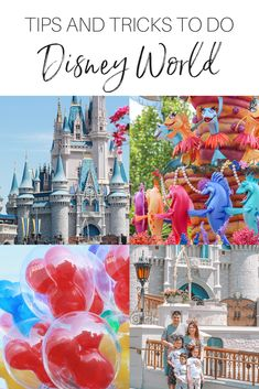 5 Basic Tips for Your First Time Visit to Disney World - The Busy Life Plus Three Walt Disney World Orlando, Disney World Magic Kingdom, Disney Tips, Disney Pixar, Best Vacations, Disney Vacations, Disney Crowds, Orlando Vacation, Adventures By Disney