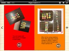 Fruit Loop arrays Book Creator... need I say more?: http://www.purelypaperless.blogspot.com/2013/07/create-stunning-e-books-with-book.html