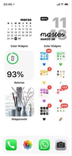 Ios, Homescreen, Iphone, Frases, Screen Design
