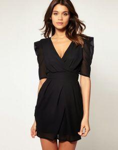 Colección de Vestidos negros   Moda y Tendencias 2014