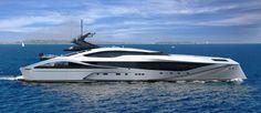 sport yacht 72m Palmer Johnson - Google Search