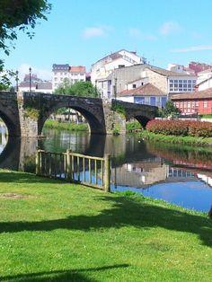 Puente Romano en #MonforteDeLemos by @acabritox via Twitter