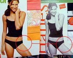 7 Worst Shocking Photoshop Mistakes ever: Get ready for the worst mistakes, made by the designers. here are just shocking Photoshop mistakes ever.