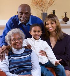 The Role of Grandparents in a Child's Life