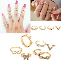 US $1.59 New with tags in Jewelry & Watches, Fashion Jewelry, Rings