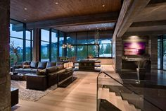 Classy Mountain Home Lower Foxtail Residence 15