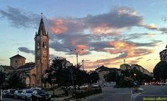 Piazza Santa Rita a Torino.