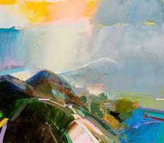 Thank you Mr Prentice and farewell — Vicki Norman Studio Pastel Landscape, Abstract Landscape Painting, City Landscape, Contemporary Landscape, Watercolor Landscape, Landscape Paintings, Abstract Art, Artist Sketchbook, Sketchbook Project