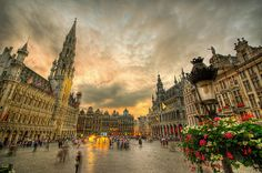 Would love to revisit for more than a couple days next time (Brussels)...