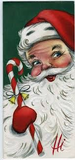 Santa's got a sweet tooth!