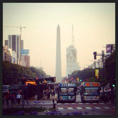 DAY 19 - City life in Buenos Aires, Argentina