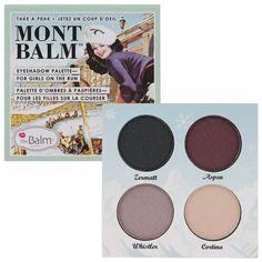 Mont Balm 4 shades palette