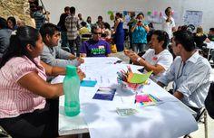 En este evento encontraron retroalimentación, ideas, apoyo y la chispa que necesitaban para seguir con el próximo paso para transformar su entorno.