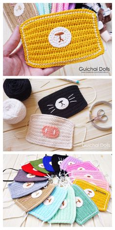 Very Easy Cable Blanket Free Crochet Pattern + Video - DIY Magazine # crochet fa. - Very Easy Cable Blanket Free Crochet Pattern + Video – DIY Magazine # crochet face mask pattern f - Crochet Easter, Bunny Crochet, Crochet Mask, Easter Crochet Patterns, Crochet Diy, Crochet Faces, Knitting Patterns, Sewing Patterns, Fabric Patterns