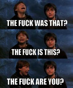Weasley is my king. <3