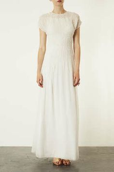 **LIMITED EDITION Ruche Maxi Dress