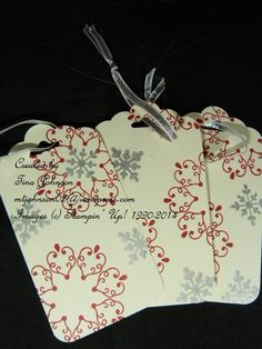 Xmas gift cards - white - Shanneans 1 day retreat