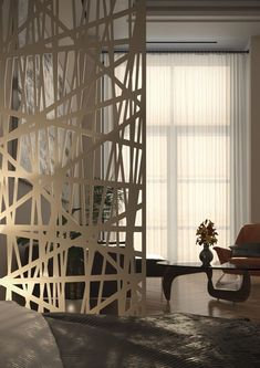 Shop online for unique and custom-made decorative screens for wall decor, room dividers, partitions, garden and privacy screens. Decor Interior Design, Interior Decorating, Decorative Screen Panels, Room Partition Designs, Privacy Screen Outdoor, Room Decor, Wall Decor, Timeless Elegance, Architectural Elements