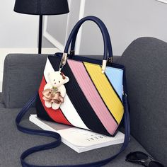 Aliexpress.com : Buy 2017 New Arrival Female Bags Elegant Office Ladies Fashion Socialite Handbags Colorful Wine Red Purple Hot Pink Deep Blue Totes from Reliable female bag suppliers on Monnet Cauthy Store