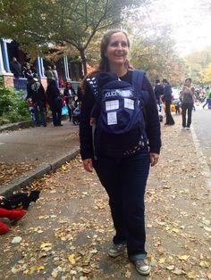 TARDIS Ergo carrier